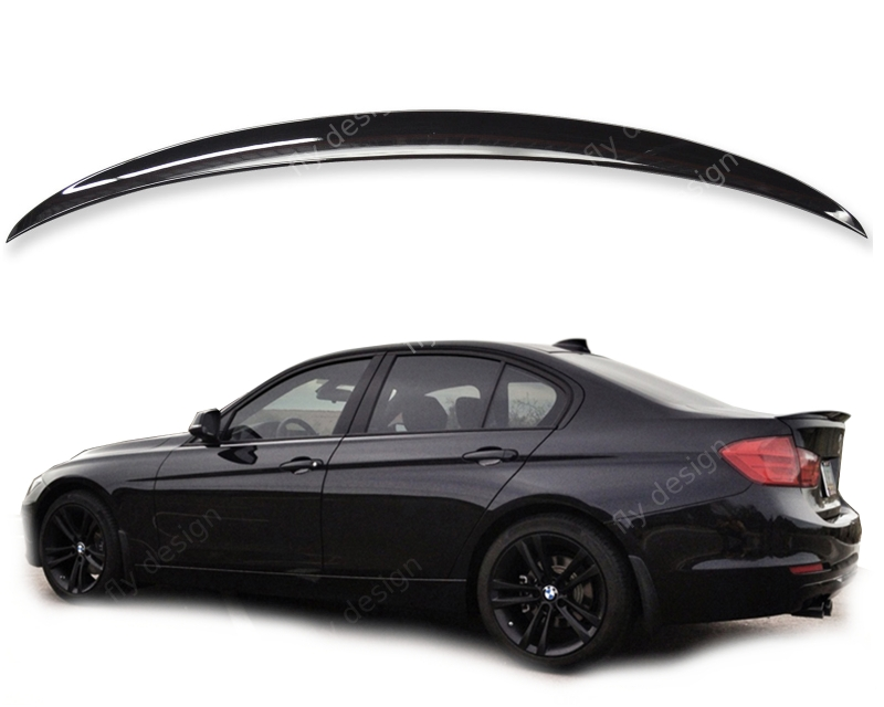 bmw f30 3er limo tuning spoiler heckfl gel heckspoiler. Black Bedroom Furniture Sets. Home Design Ideas