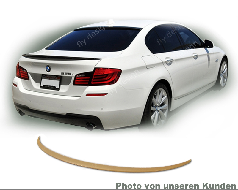bmw f10 spoiler heckspoiler m5 abs heck lippe typ m fl gel. Black Bedroom Furniture Sets. Home Design Ideas