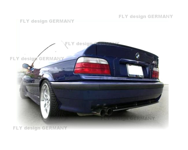 passend f r bmw e36 coupe heckspoiler heckspoilerlippe. Black Bedroom Furniture Sets. Home Design Ideas